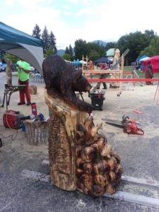 "Ron Adamson's ""Libby Chainsaw Event"" – Ron Adamson Studio"